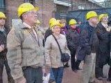 Le Centre Social visite le Centre Historique Minier de Lewar