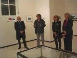 Vernissage de l'exposition de Philippe FABIAN