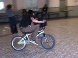 Danse vélo les débuts