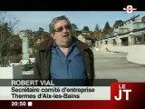 Qui reprendra les thermes Chevalley d'Aix-les-Bains ?