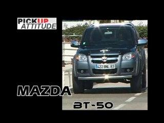 MAZDA BT 50 Accessoires Couvre Tonneau & Hard Top