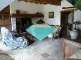 MC1305 Maison habitation restaurée Salvagnac. Maison en grande partie restaurée, 250 m² de SH, 4 Chambres, 1.5 ha de terrain