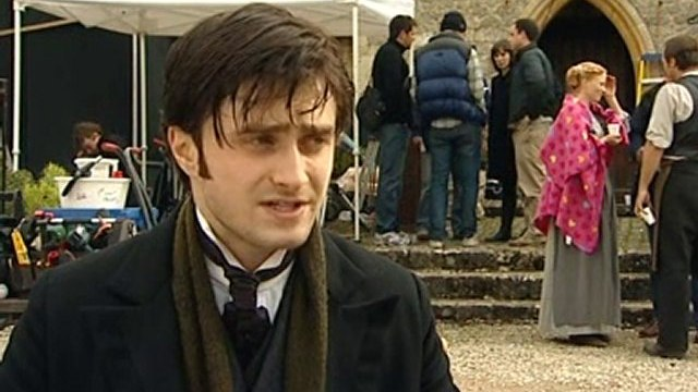 Daniel Radcliffe confesses to Potter loneliness