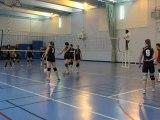 Volley R3 Combs : Match Combs vs Nogent (17.10.10) Partie 1