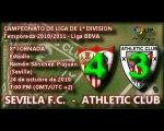 Jor.8: Sevilla F.C. 4 - Athletic 3 (24/10/10)