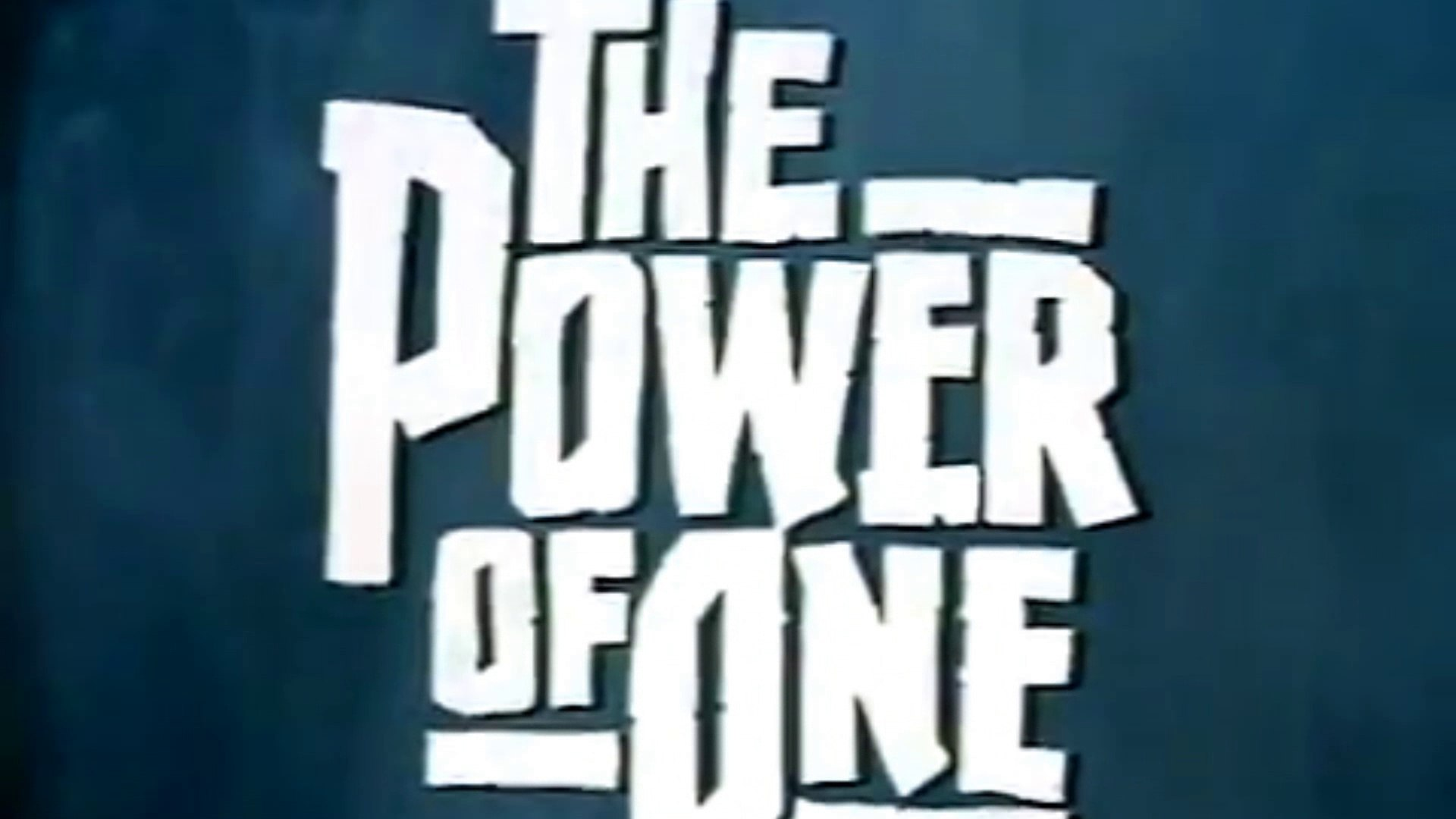 The Power of One (1992) Trailer
