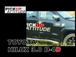 TOYOTA HILUX Accessoires Couvre Tonneau & Hard Top