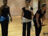 Cours de danse africaine à paris par Alphonse Tierou