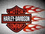 HARLEY DAVIDSON - TAIL DRAGGER