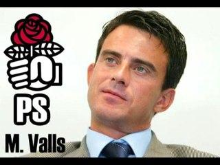 Manuel Valls (PS) veut une gouvernance mondiale