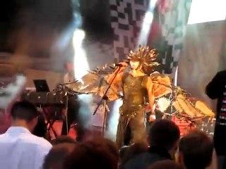 Męskie Granie Poznań 2010 - Nergal