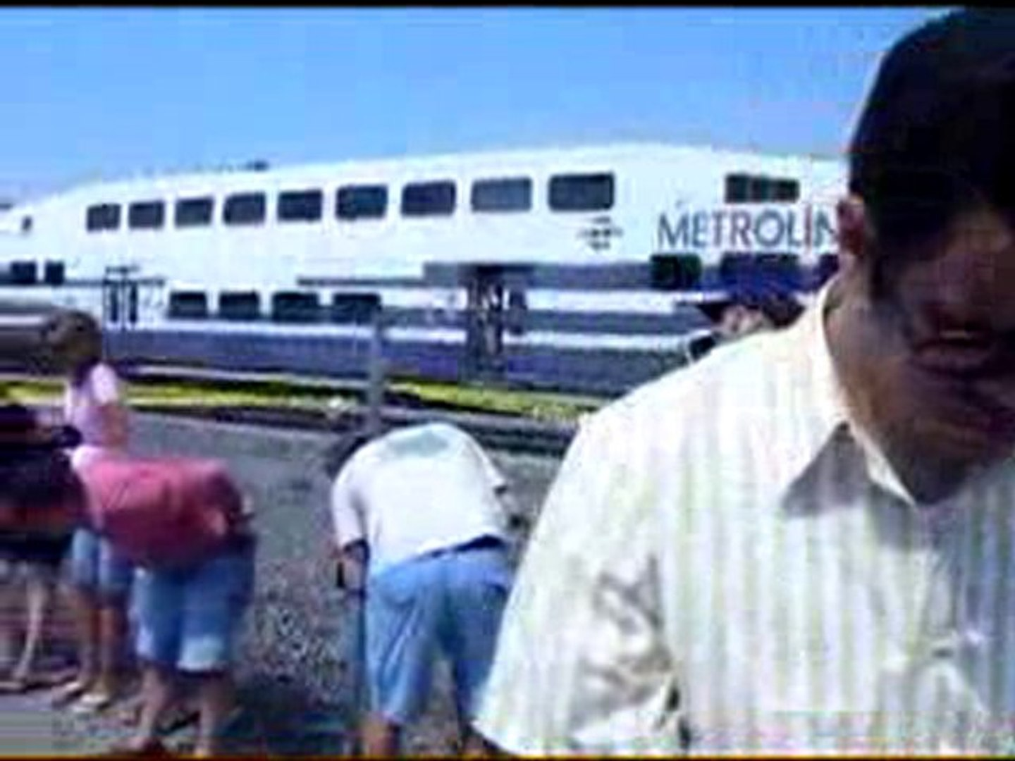 Amtrak Mooning Pictures song about mooning at trains