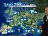 European Vacation Forecast - 07/09/2011