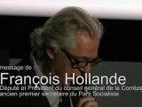 SOS Syrie : Message de Soutien de François Hollande lu par Gilles Hertzog - La Règle du Jeu