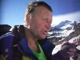 19 juin montée au col d'olen seconde traversée des alpes (celle 2011)
