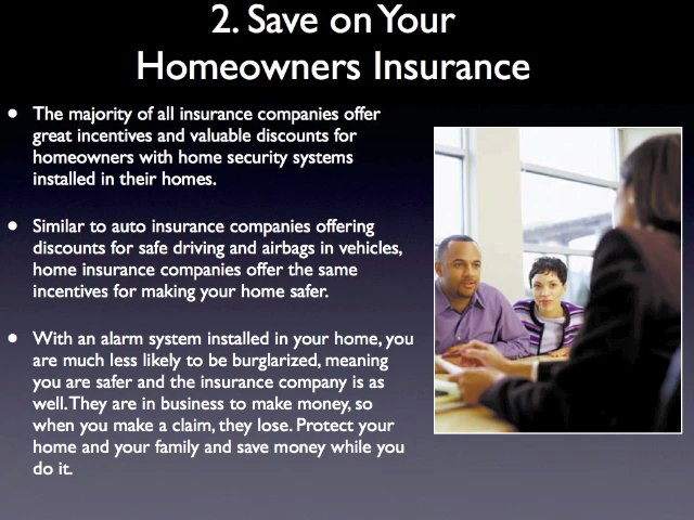 Benefits of Home Alarm Systems