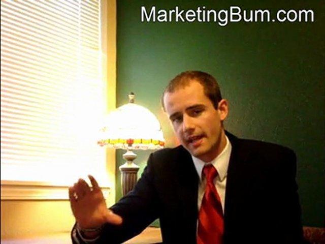 Marketing Bum Internet Marketing Coaching Program