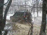 Land Rover Discovery Off Road - Off Off Offf