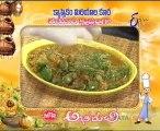 Abhiruchi - Recipes - Capsicum Miriyala Kura,Mushrum Soup,Ulavala masalaKura - 17th Feb 11 - 01