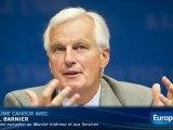 """Barnier : """"supprimer la référence aux notations"""""""