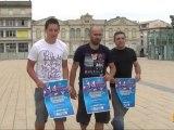 Deejay Loran Ferez et Deejay Ceeril en concert live le 14 juillet Esplanade Gambetta à Carcassonne :