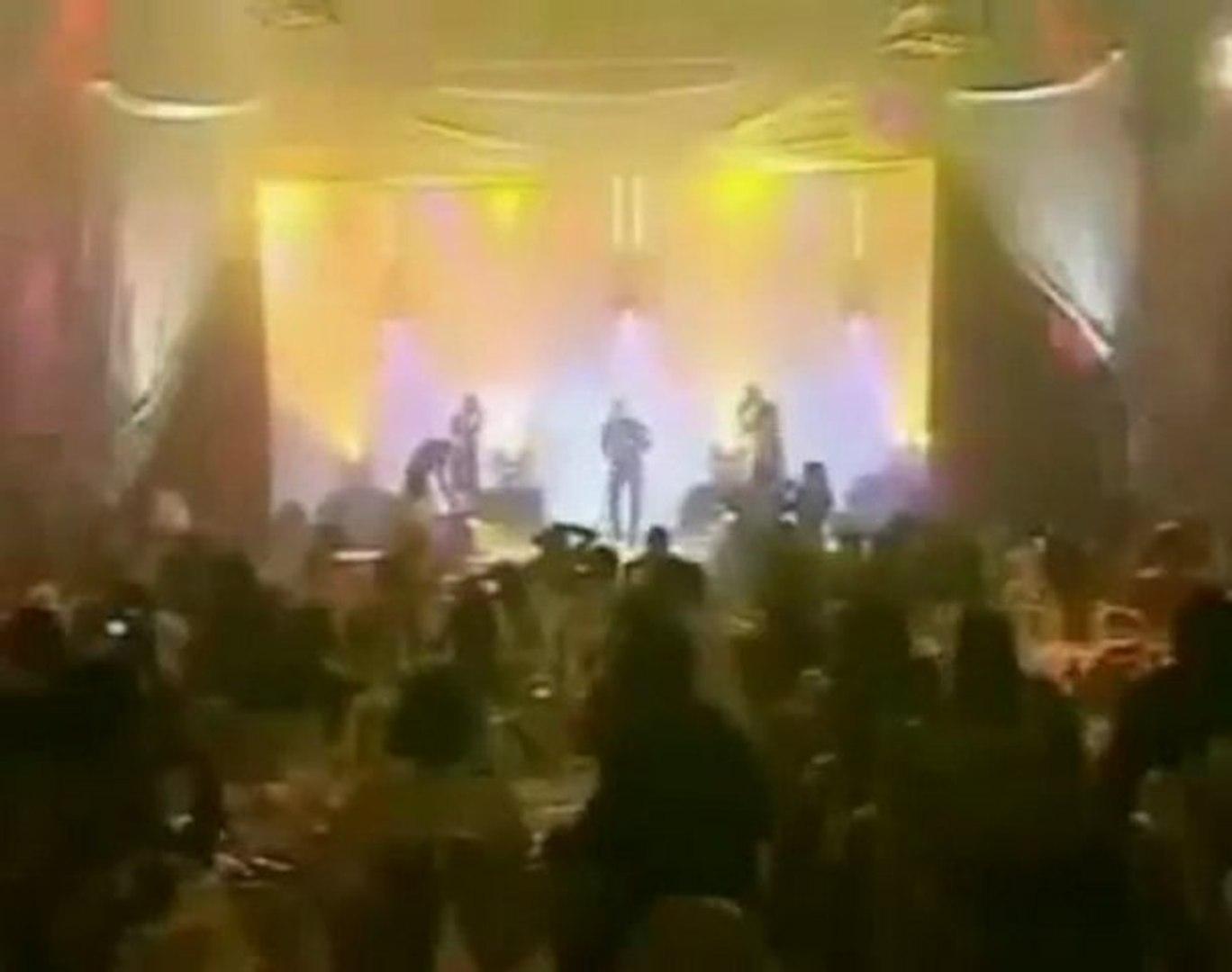 Live Show Dance de Samuel Eto'o et Achille Emana