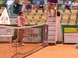 Larsson batte Gajdosova - Bad Gastein, primo turno