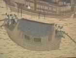 Taipei : une ancienne peinture animée électroniquement