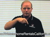 Southern California RV Rentals - RV Motorhome Rentals - RV Rental in California - Corona RV Rentals