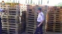 Perugia - Evasione fiscale nel settore degli imballaggi
