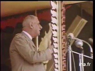 Du discours de Phnom Penh à Kaboul, le Général de Gaulle visionnaire hier et aujourd'hui