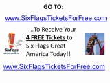 Six Flags Prices For Tickets - Free Six Flags Tickets