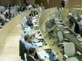 AP 01/07/2011 - Intervention de Jérôme MOROGE sur le Soutien de la Région Rhône-Alpes aux jeunes sans papiers en formation