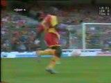 RC Lens - Toulouse FC, L1, saison 2004/2005 (vidéo 1/3)