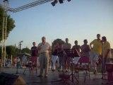 Facteurs : Jean-Pierre Maggi, maire de Velaux (13880) au concert de solidarité aux facteurs
