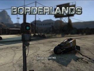 Borderlands - vidéo découverte par Batman
