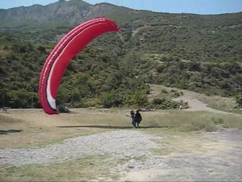 tekirdağ yamaç paraşütü okulu 14 temmuz 2011 hande