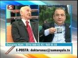 Op. Dr. Mahmut Akyıldız - Samanyolu Tv - Doktorunuz - 22.12.2010 - (bölüm 3)