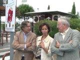La Prévention Routière et les Restaurants Mc Donald's de Carcassonne et Limoux lancent une campagne de sensibilisation sur le port de la ceinture de sécurité :