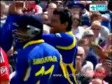 Mahela Jayawardene Test farewell (news report)
