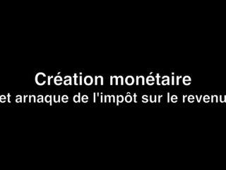 Étienne Chouard - L'arnaque de l'impôt sur le revenu...