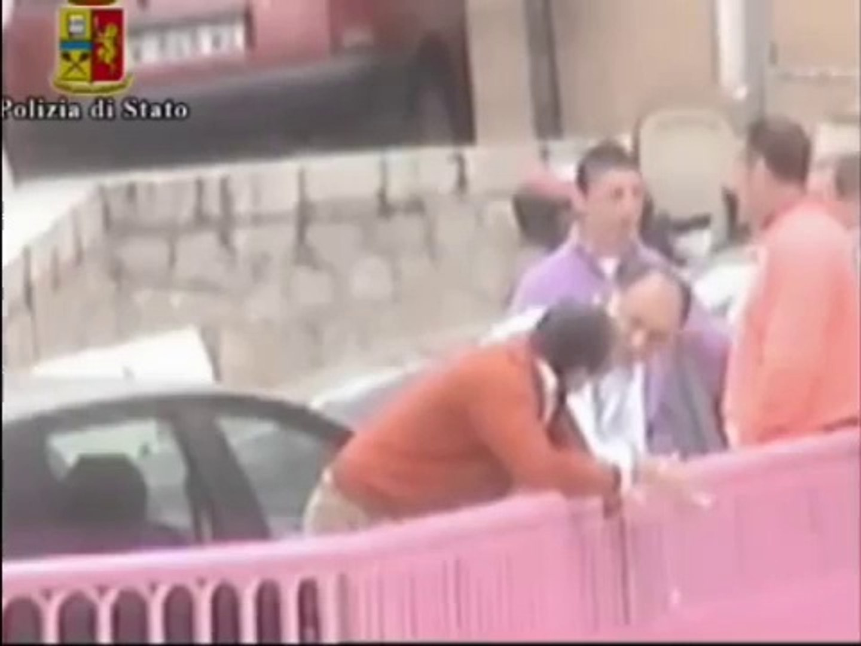 Agrigento - Arrestati 10 fiancheggiatori del boss Falsone