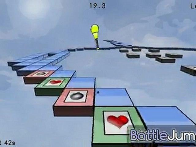 Battle Jump 0.12.0 - Small Trailer [FR]