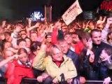 Vieilles Charrues. David Guetta transforme Carhaix en dance-floor géant
