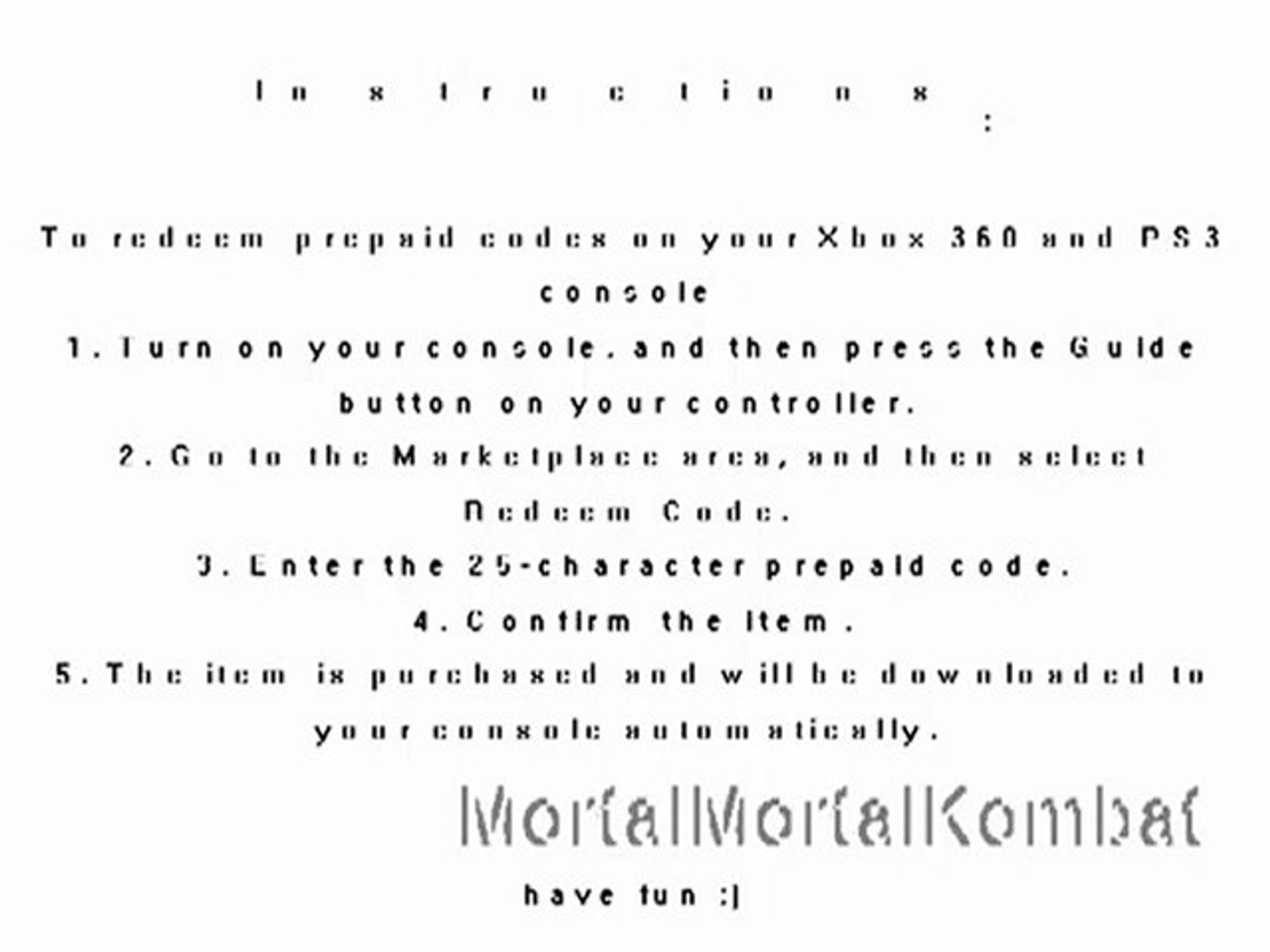 Keygen Mortal Kombat 9 Codes Generator Video Dailymotion