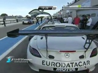 GT3 Qualifying Session from Paul Ricard Watch Again