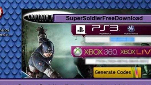Captain America Super Soldier installtion + Download Link ps3,Wii,Xbox