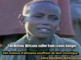 Famine dans le monde!!!