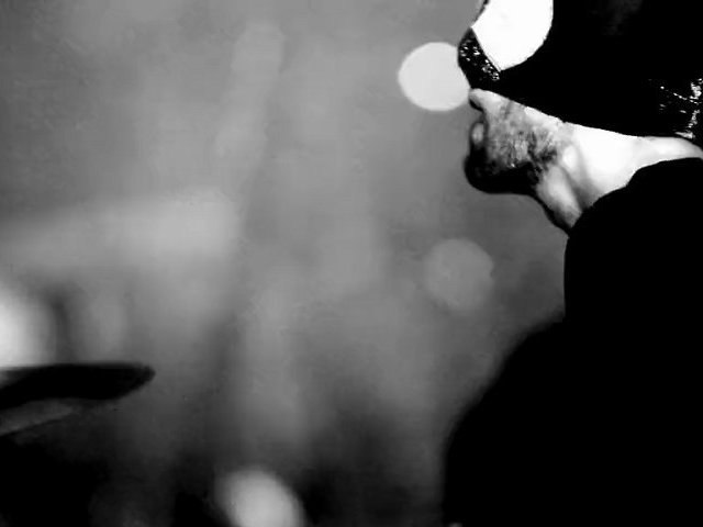 Bloody Beetroots - backstage & live (Vieilles Charrues 2011)