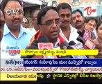 Congress Minister Ponnala Lakshmayya Visits Tirumala
